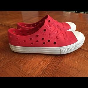 CONVERSE ALL-STAR slip-on sneakers (like Crocs😍)